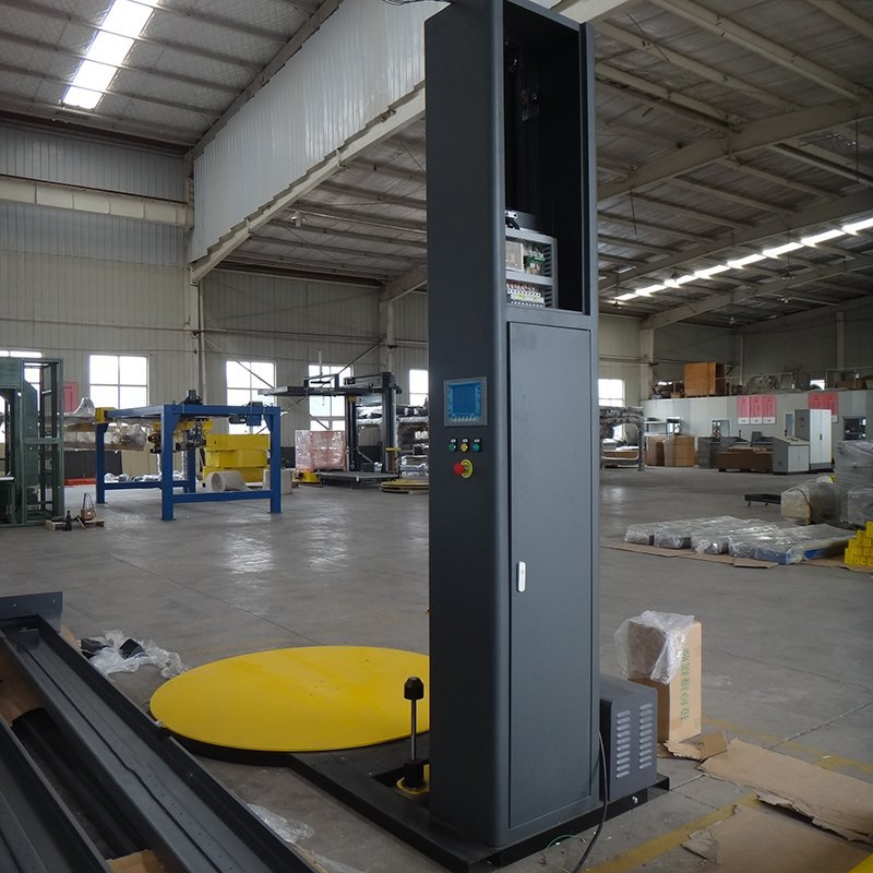 JND WATER & JND TECH Pre-stretch Pallet Wrapping Packing Machine