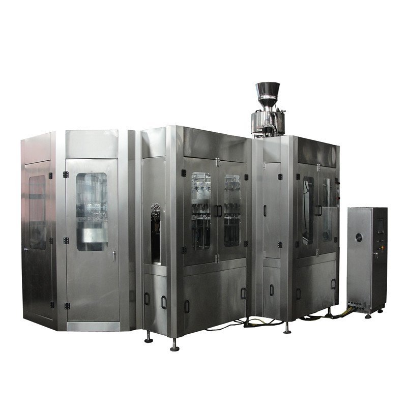 JND WATER & JND TECH Isobaric Filling Machine For Carbonated Drink